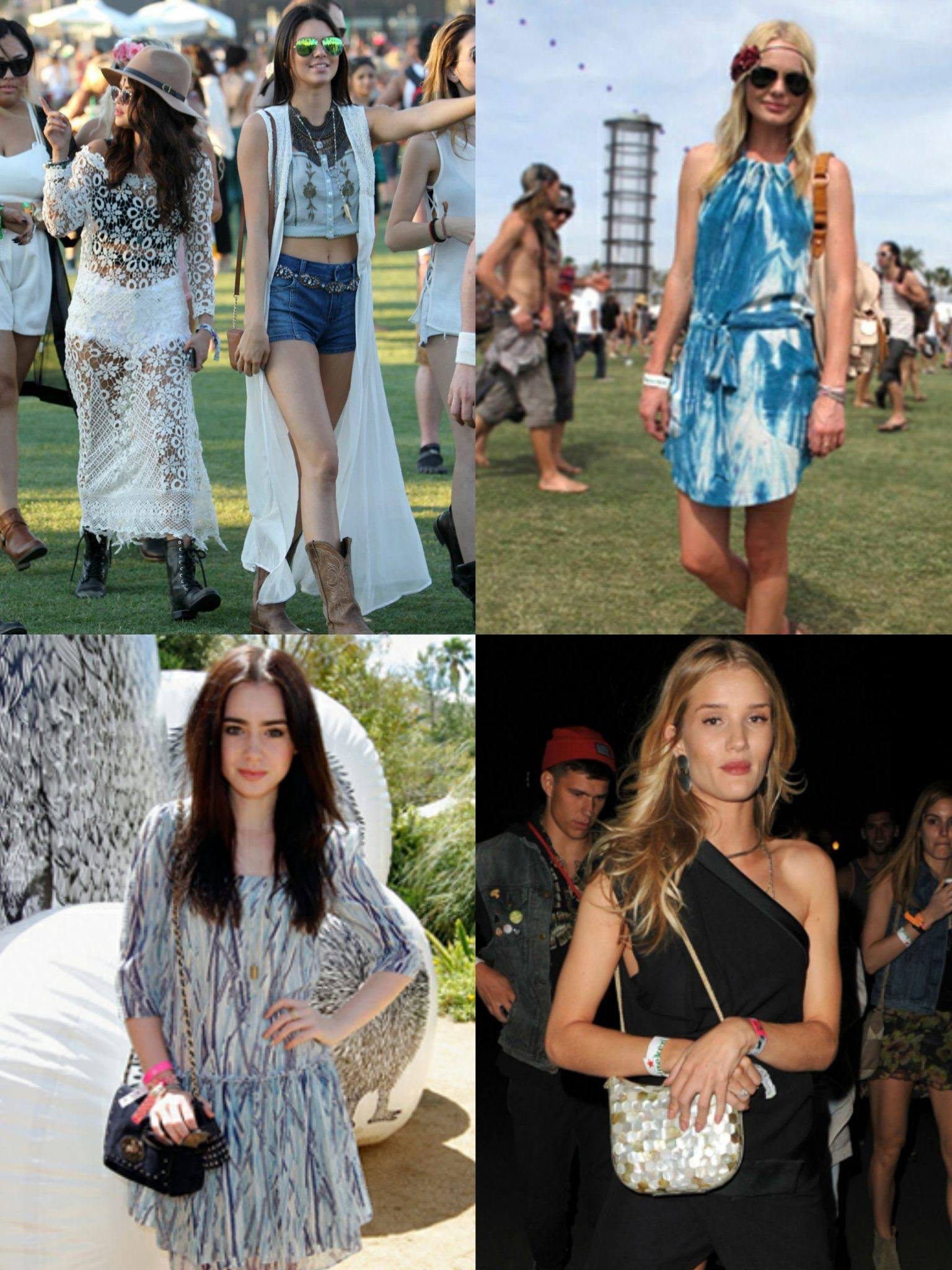 Festival outfit inspiratie