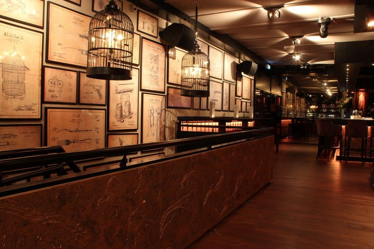 Cr?me Brulee Franse Keuken : hotspots amsterdam la cage amsterdam la cage restaurant restaurant