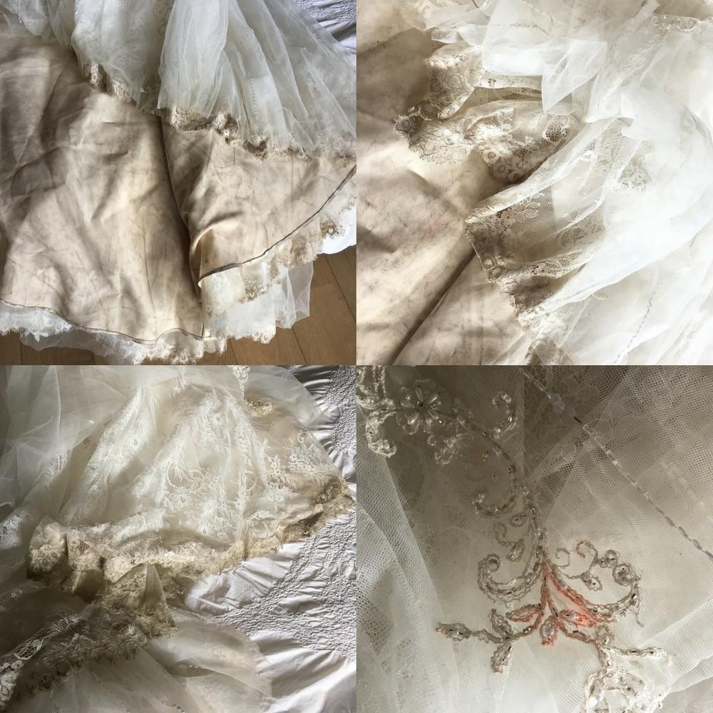 Bruidsjurk reinigen rotterdam