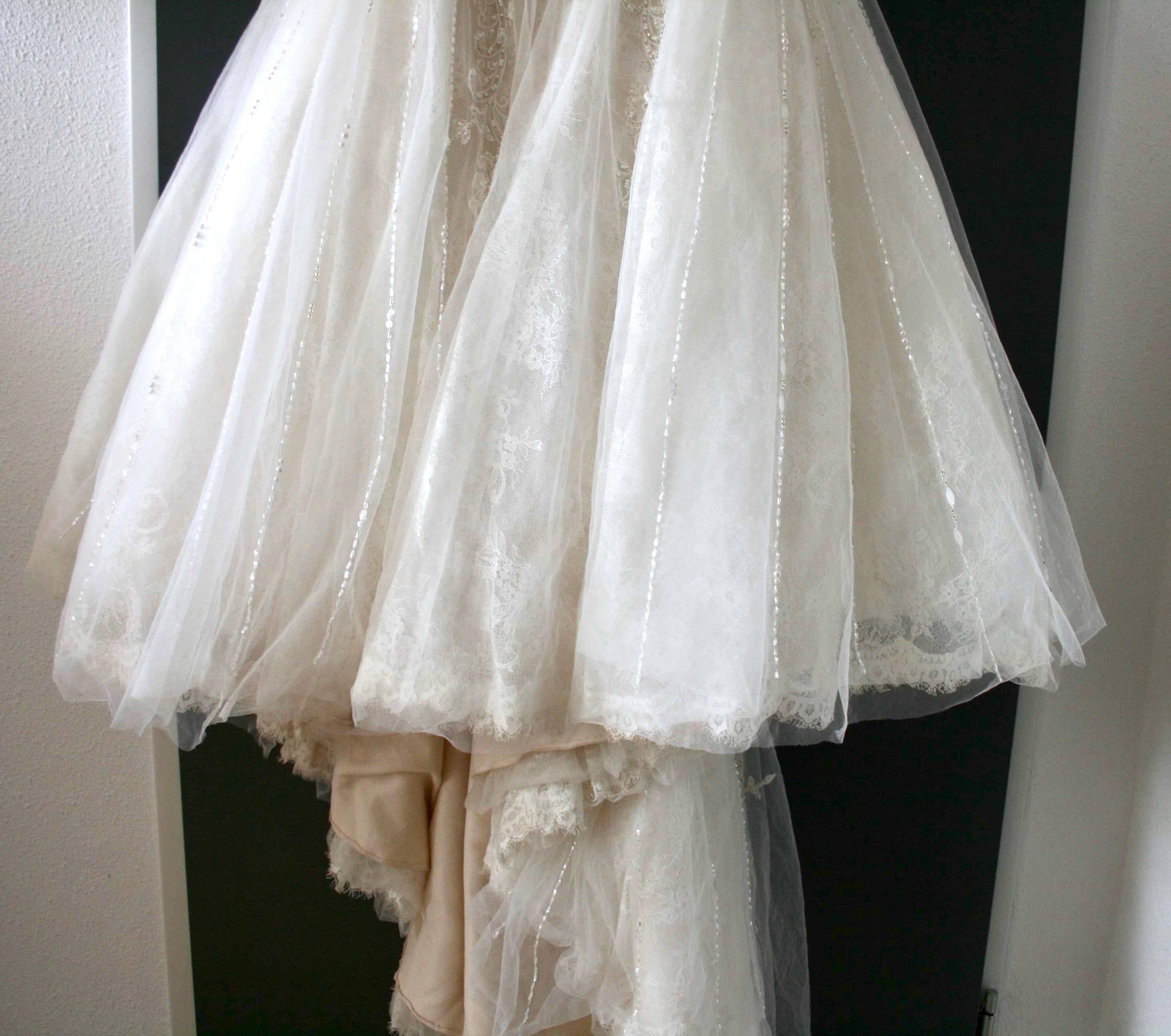 Stomerij bruidsjurk den haag