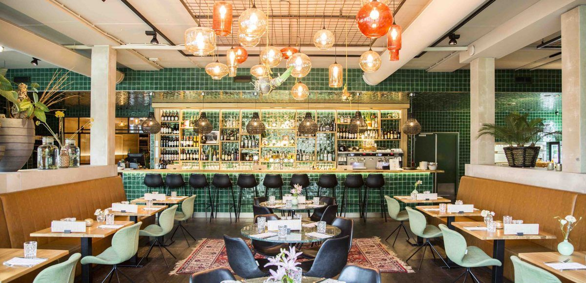 prachtig restaurant rotterdam
