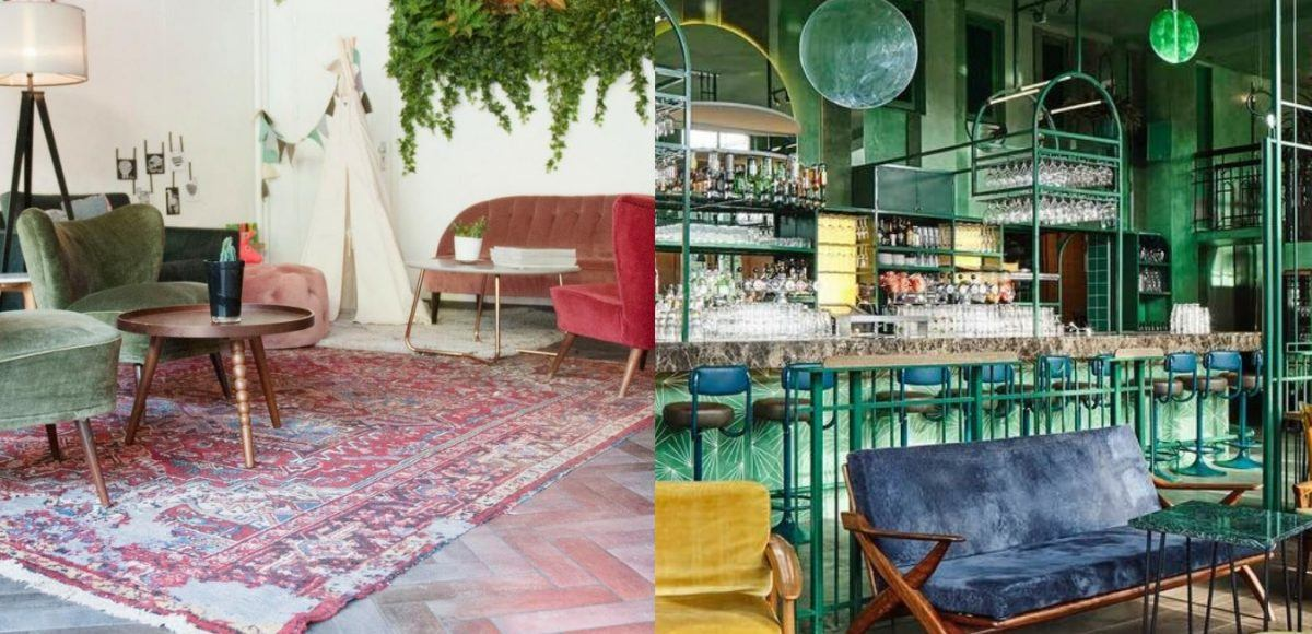 8 hipste hotspots met een tropisch \'urban jungle\' interieur - Cotton ...