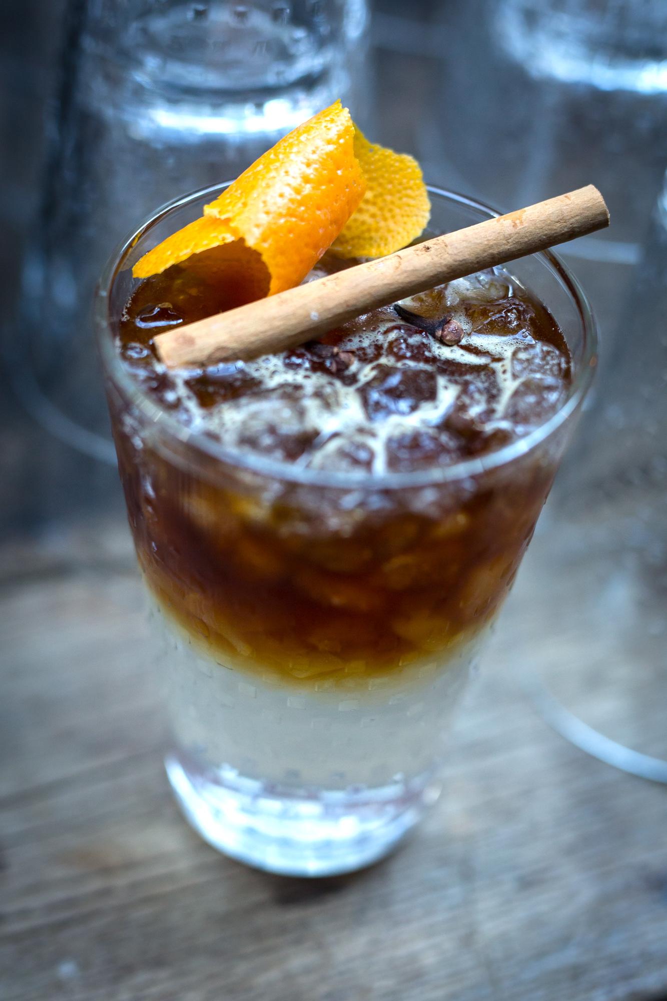 Spicy ijskoffie cocktail2