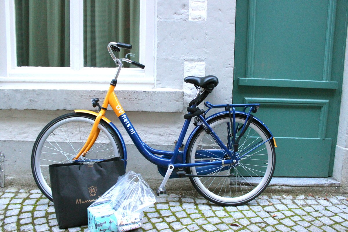 OV fiets citytrip