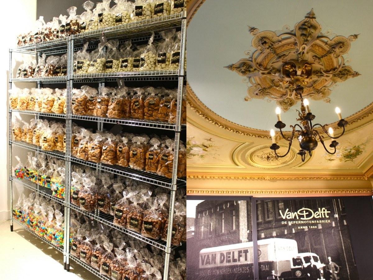 Pepernoten winkel Maastricht
