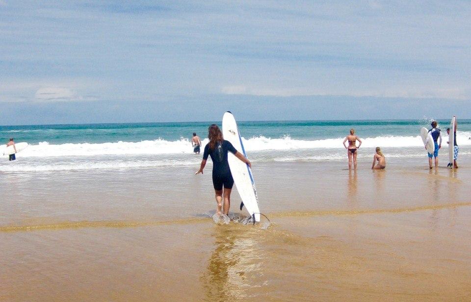 Hotspot - surfen