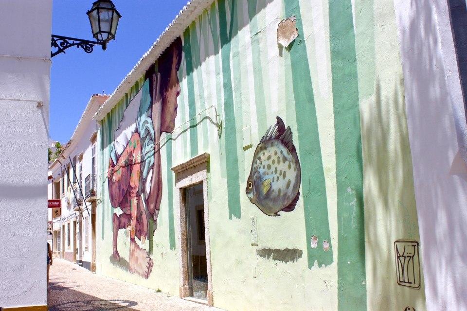 Hotspots Algarve - lagos