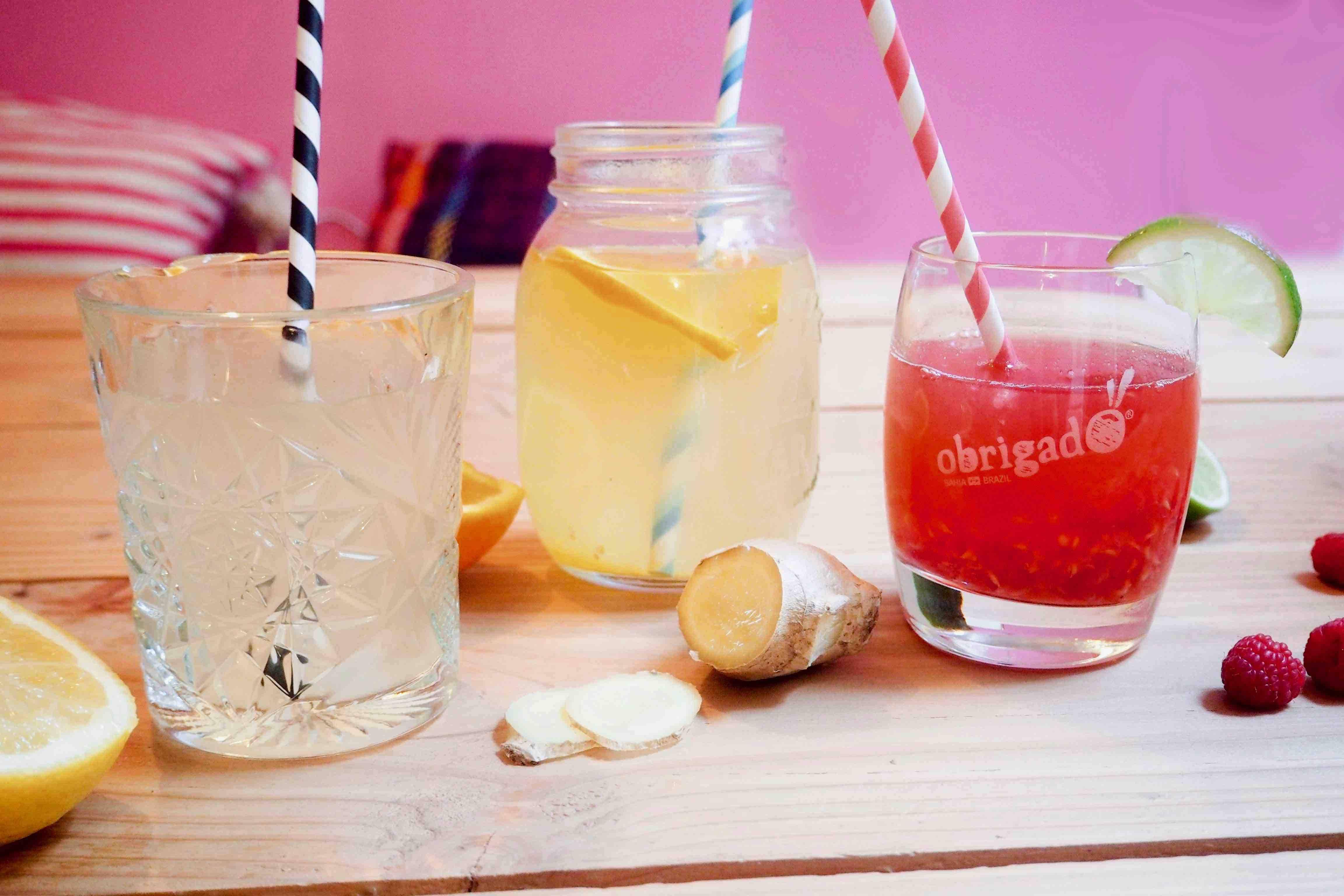 Favoriete Recepten voor drankjes en smoothies &YQ73