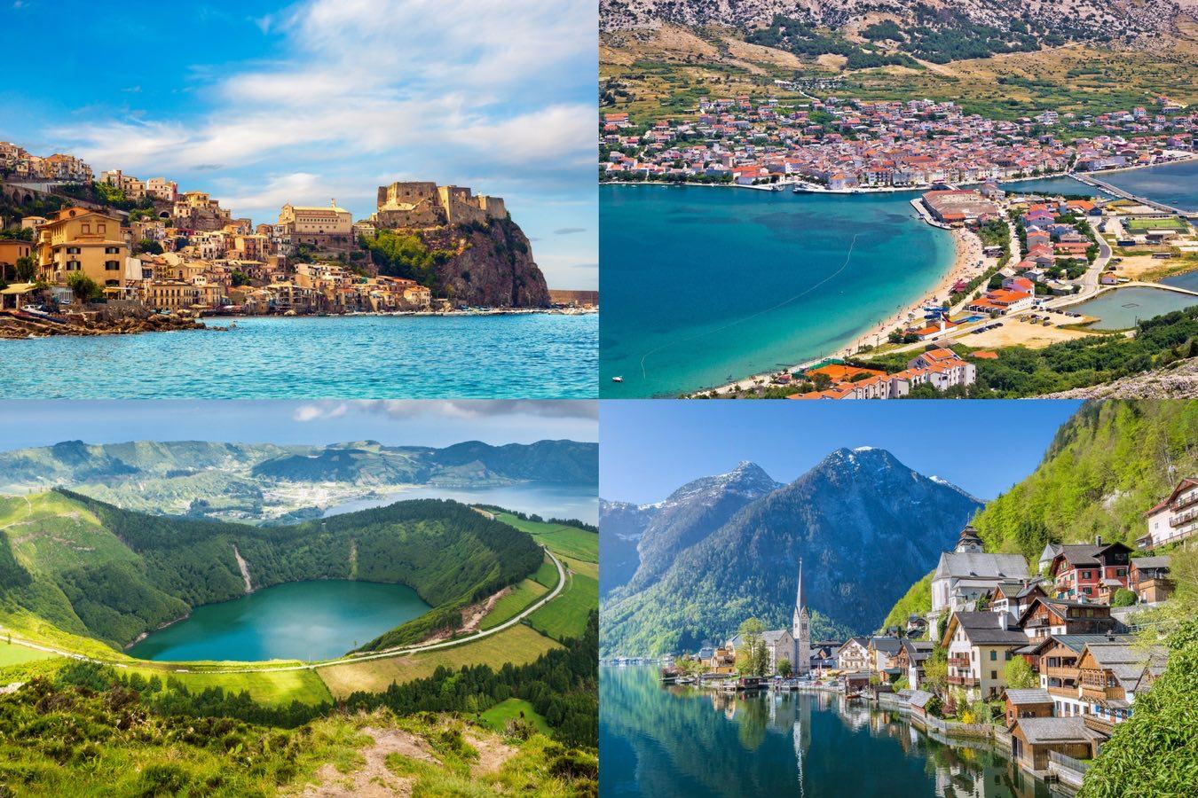 Deze vijf onontdekte Europese landen zijn zéker een bezoek waard zijn