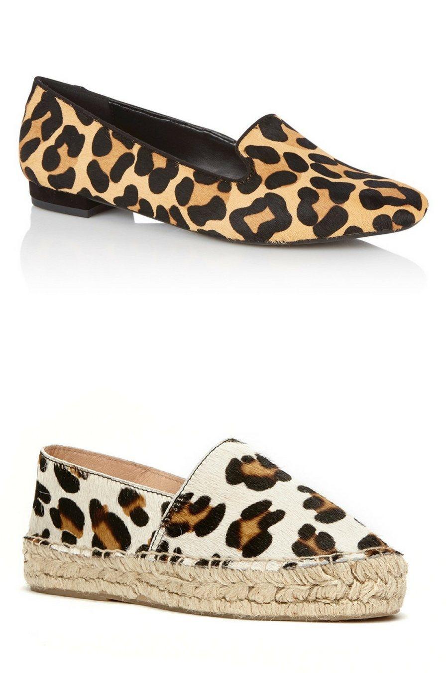 tijgerprint schoenen