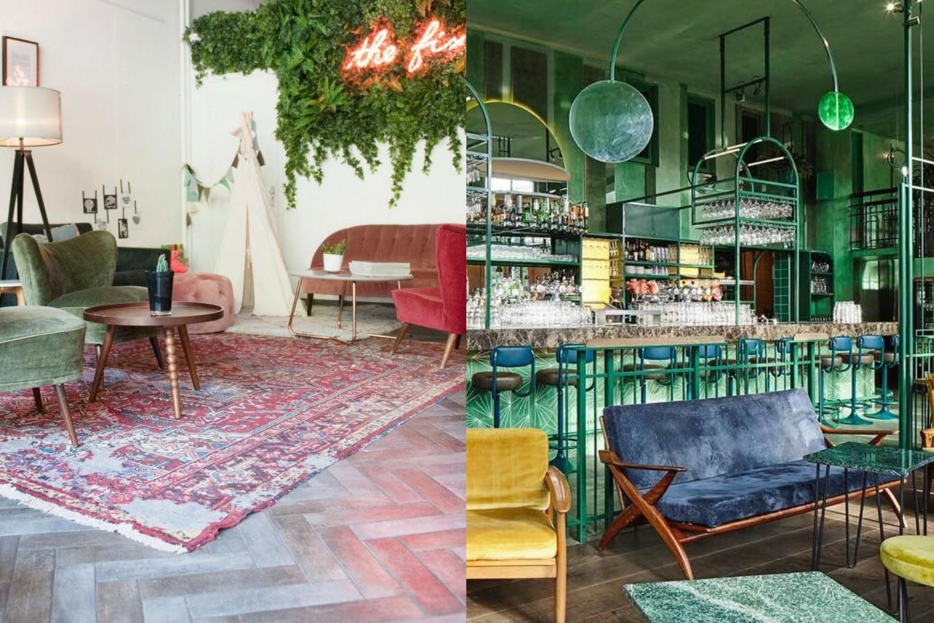 Hipste hotspots tropisch interieur - Cotton & Cream